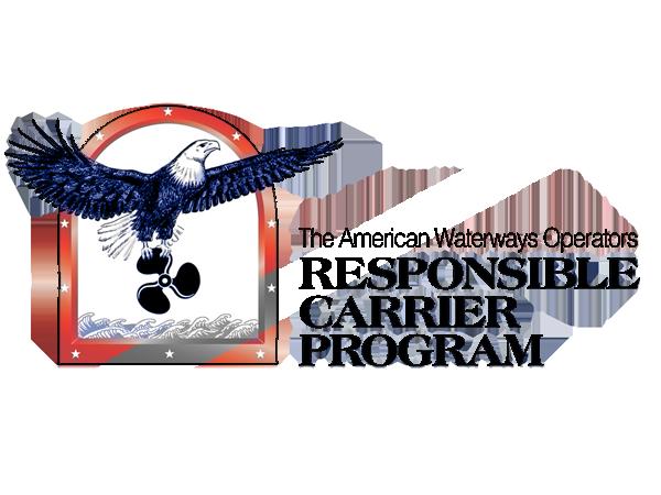 The American Waterways Operators Responsible Carrier Program Logo